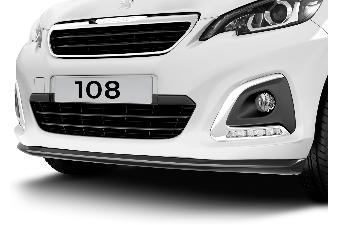 Peugeot 108 - Frontspoiler S Line