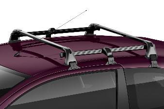 Peugeot 108 - Tagbøjler (3-dørs)