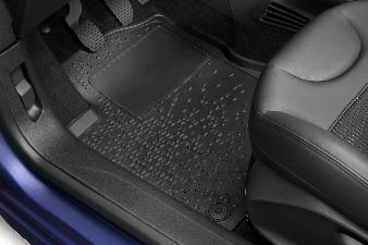 Peugeot 2008 - Gummimåtter