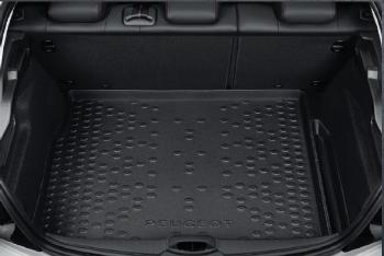 Peugeot 208 - Bagagerumsbakke i gummi, formstøbt