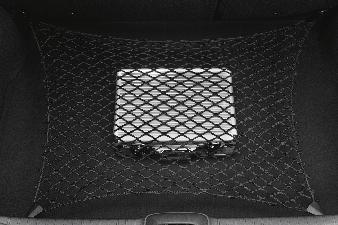Peugeot 208 - Bagagenet