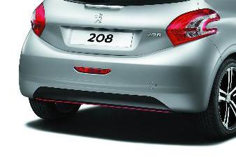 Peugeot 208 - Diffuser (S-Line)