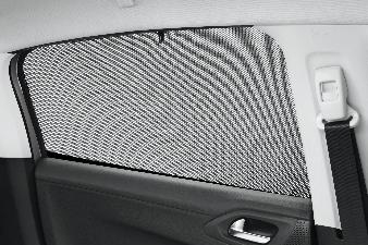 Peugeot 208 - Solgardiner (3-dørs)
