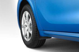 Peugeot 208 - Stænklapper foran