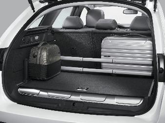 Peugeot 308 SW (Ny model) -  Bagagerumsopdeler med teleskopstang