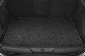 Peugeot 308 -  Bagagerumsmåtte i tekstil. Til 5D