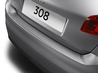 Peugeot 308 -  Beskyttelsesfilm til læssekant 5D model