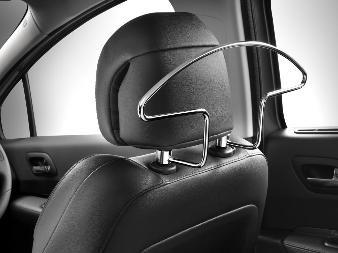 Peugeot 2008 -  Bøjle fastgjort på nakkestøtten