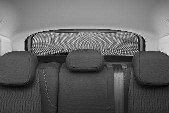 Peugeot 308 SW (Ny model) - Solgardin til baggrude