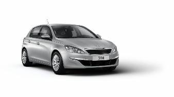 Peugeot 308 (Ny model) - S-Line Spoiler til u. tågelygter