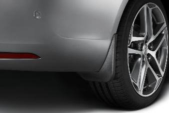 Peugeot 308 (ny model) SW -  Stænklapper bagved