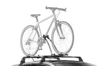 Peugeot 508 - Cykelholder til taget i stål