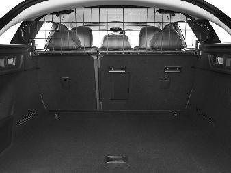 Peugeot 508 - Hundegitter