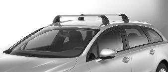 Peugeot 508 - Tagbøjler SW, aluminium