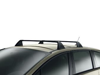 Peugeot 5008 (Gl. model) - Tagbøjler