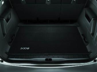 Peugeot 5008 - Bagagerumsmåtte (vendbar)