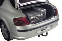 Peugeot 407 - Bagagerumsnet