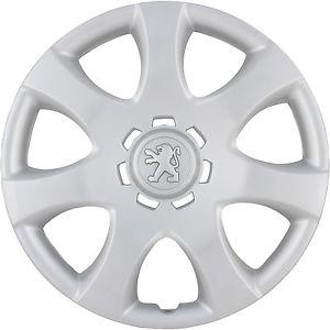 "Original 14"" Peugeot Hjulkapsel"