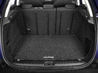 Peugeot 2008 (Gl. model) - Bagagerumsmåtte
