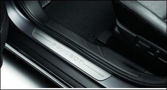 Peugeot 207 - Dørpanelbeskyttelse (for, 5d)
