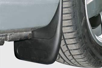 Peugeot 407 - Standard stænklapper foran