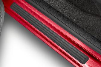 Peugeot Rifter -  Panelbeskyttelse (sort)