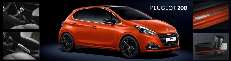 Originalt Peugeot tilbehør, reservedele, udstyr + dæk & hjul