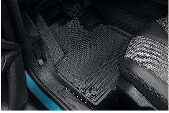Ny Peugeot 5008 - Gummimåtter