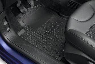 Peugeot 208 - Gummimåtter