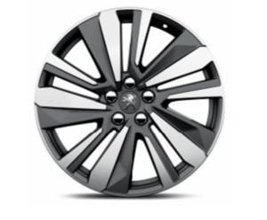 "Peugeot Ny 3008 - Alufælge 19"" Washington - TILBUD"