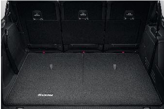Peugeot 5008 (Ny model) - Bagagerumsmåtte