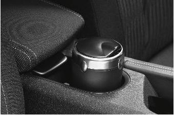 Peugeot 5008 (Ny model) - Askebæger med aluminiumkant