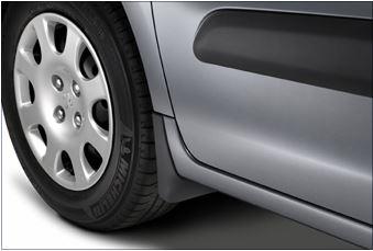 Peugeot Partner Tepee - Stænklapper ved forhjul