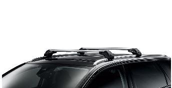 Peugeot 5008 (Ny model) - Tagbøjler til tagrælinger