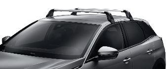 Peugeot 5008 (Ny model) - Tagbøjler til montering på dørkarme