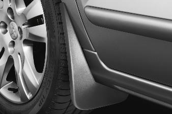 Peugeot 5008 (Gl. model) -  Stænklapper foran