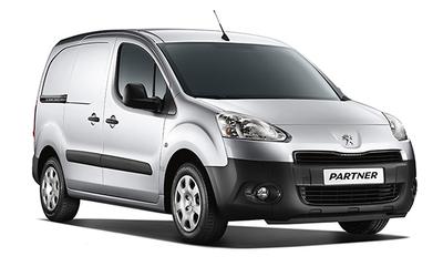 Peugeot Partner (Ny model) - Viskerblad (højre, for)