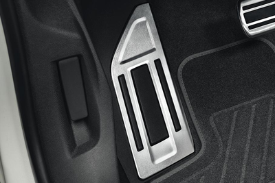 Peugeot 3008 (Ny model) - Fodstøtte (Alu)