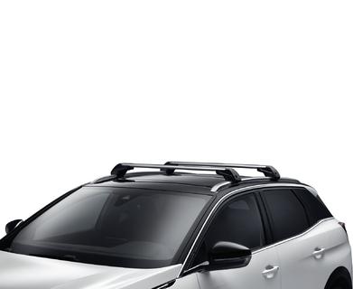 Peugeot 3008 (Ny model) - Tagbøjler mont. t. tagræling