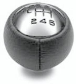 Peugeot 407 - Gearknob