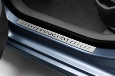Peugeot 3008 (Ny model) - Panellister for og bag