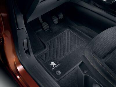 Peugeot Rifter -  Formstøbt bundmåttesæt (3D)