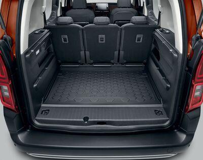 Peugeot Rifter - Bagagerumsbakke (Blød)