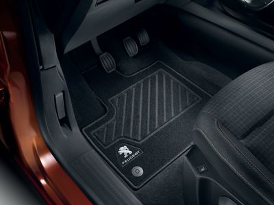 Peugeot Rifter -  Bundmåttesæt (nålefilt)